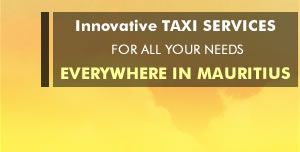 Innovative Taxi Services in Mauritius with Online Booking Facility
